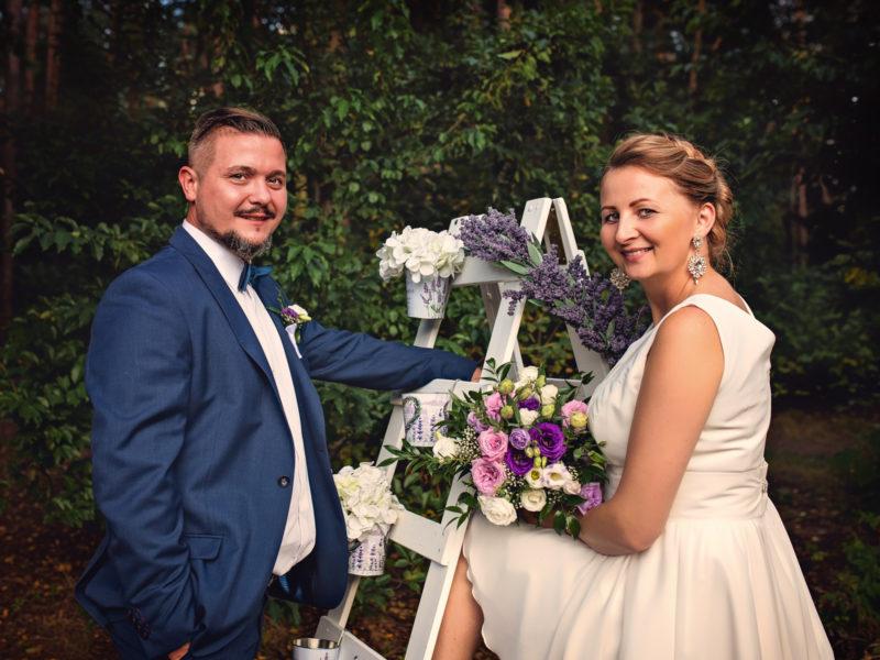 Ślubna sesja Rybnik